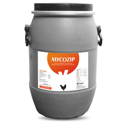 Mycozip (Effective combination against Mycoplasma)