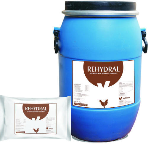 REHYDRAL Poultry Electrolyte